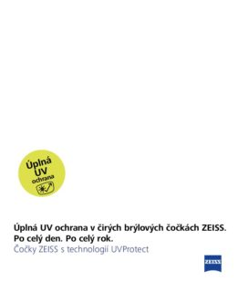 UV FILTR = ZEISS